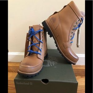 Timberland Nature Needs Heroes Earthkeeper Boots NWT
